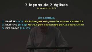 SEPT LEÇONS DE SEPT ÉGLISES - 2/2