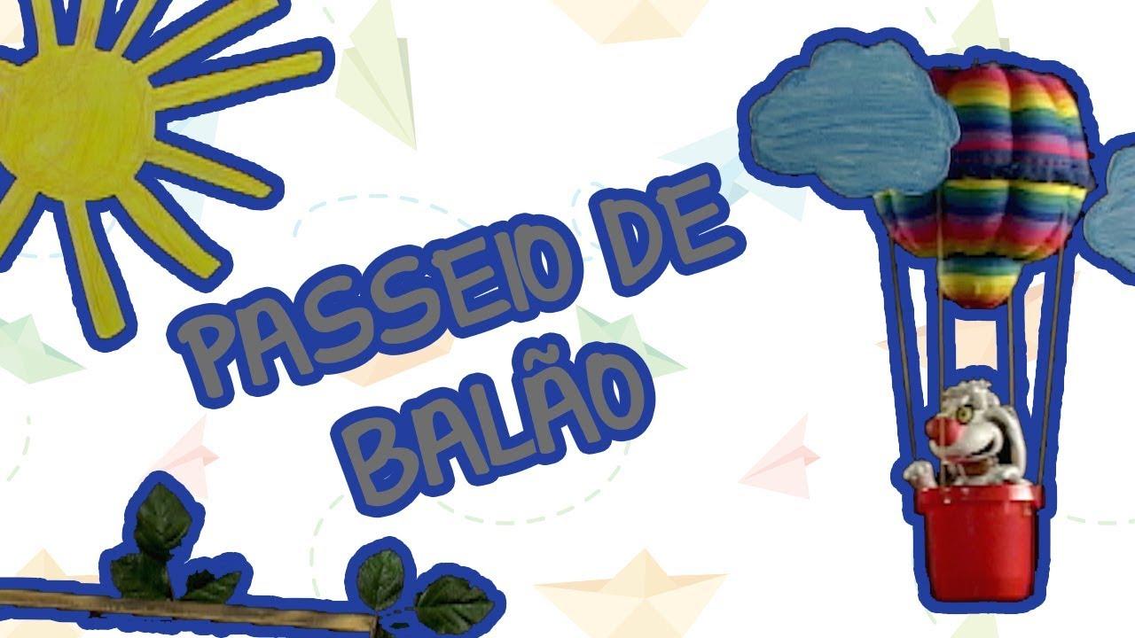 PASSEIO DE BALÃO ???? | BEBÊ MAIS BICHOS 2