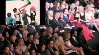 Taylor Swift Pinnacle Award (Audience Cam)
