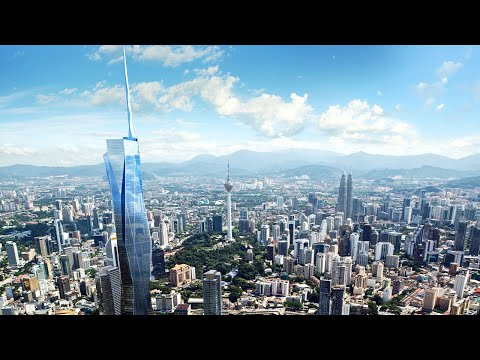 The 5 Tallest Skyscrapers Currently Under Construction