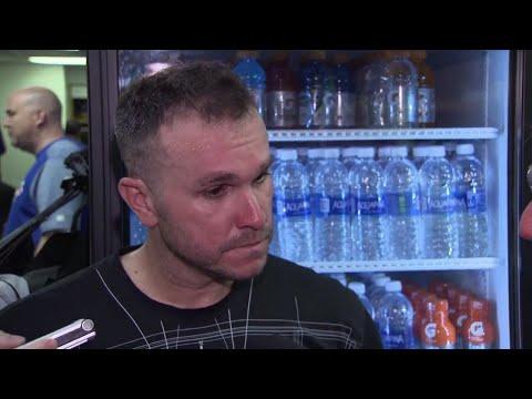 Montero on return to Wrigley: I got a lot of boos