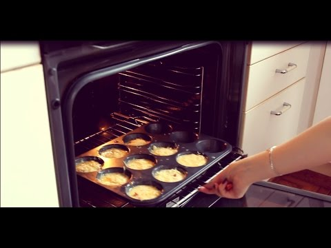 RECEPT - Vaječné muffiny