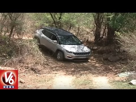 Jeep Launches Off Road Adventure Camp In Hyderabad | V6 News