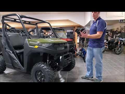 2020 Polaris Ranger 1000 Premium in Oxford, Maine - Video 1