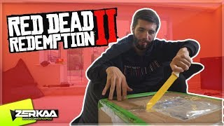 ROCKSTAR Sent Me a RED DEAD REDEMPTION 2 Care Package!