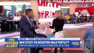 Good Morning America PregPrep Male FertilPrep