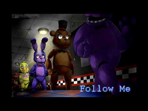 Anti-Nightcore - [FNaF 3] - Follow Me (TryHardNinja) (видео)