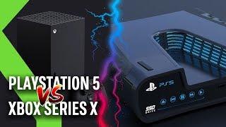 PS5 VS XBOX SERIES X, COMPARATIVA: GUERRA a MUERTE en POTENCIA y RENDIMIENTO | Xataka TV