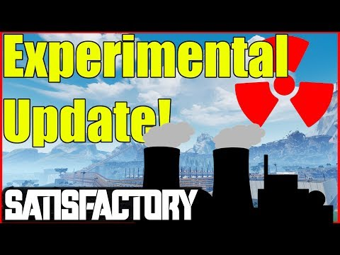 Satisfactory   Nuclear Power Update (Experimental)