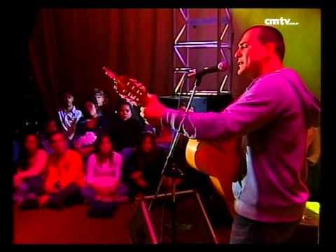 Ismael Serrano video Elegía - CM Vivo marzo 2005