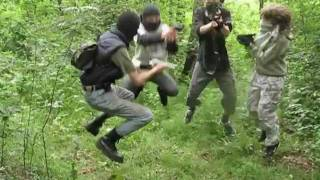 Counter Strike in Real Life II