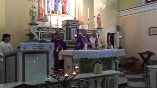 preview picture of video 'Arrivo di Don Costantnio a Vallegrande Presentazione'