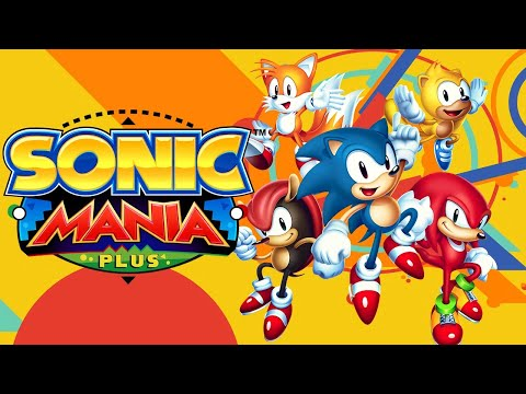 Sonic Mania [Ep. 1] - 1st Time Playing