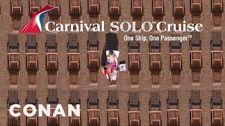 Carnival SOLO Cruise - COVID-19