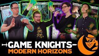 Modern Horizons Commander w/ LoadingReadyRun l Game Knights #27 l Magic the Gathering Gameplay EDH