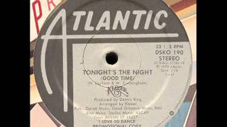 Kleeer 'Tonight's The Night (Good Time)'