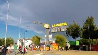 preview picture of video 'La Cárcel en las Fiestas de Pozuelo de Alarcón 2014 ( Madrid ).'