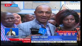 Nairobi Senator Mike Sonko cries foul over Jubilee demands