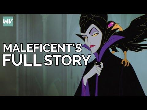 Maleficent's Full Story | Sleeping Beauty: Discovering Disney
