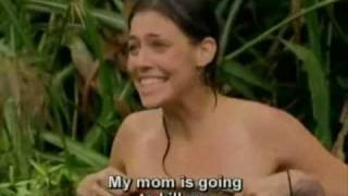"Survivor: China - Put Your Top Back On, Amanda! - 15x02 - ""My Mom Is Going to Kill Me!"""