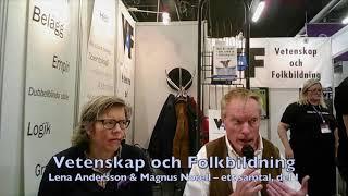 VoF Bokmässan 2017 – Del 1, Lena Andersson & Magnus Norell