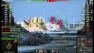 World of Tanks   Е100 - КАК наноСИТь урон и НЕ иметь ПРИ этом ПОВРЕЖДЕНИЙ   выпуск 73