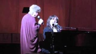 Ann Hampton Callaway and Marilyn Maye