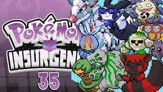 Pokemon Insurgence Part 35 DELTA POKEMON HUNTING! Pokemon Fan Game Gameplay Walkthrough