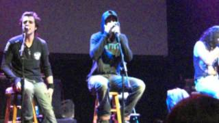 Rock for Recovery -  Inside It's Raining - Art of Dying ft. Adam Gontier (Acoustic)