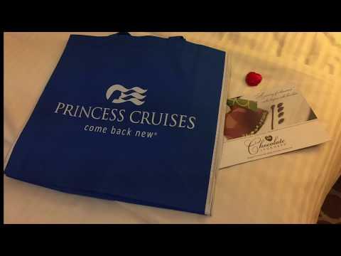 Cruise Review: Sapphire Princess E201