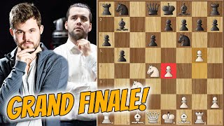 Some Pawns Are Too Juicy || Nepo Vs Carlsen || Chess24 Legends Of Chess (2020)