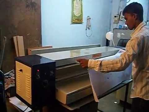 Ammonia Printing Machine