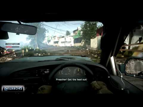 Gameplay de Medal of Honor: Warfighter