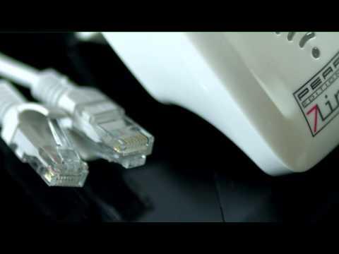 7links WLAN-Repeater WLR.360-wps mit AccessPoint, WPS und 300 Mbit/s