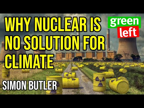 Why nuclear is NOT a climate solution   Green Left Show #14