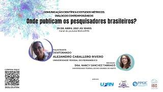 Onde publicam os pesquisadores brasileiros?