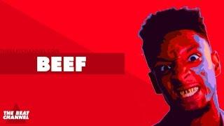 'BEEF' Hard Trap Beat Instrumental 2017 | Dark Rap Beat Hiphop Freestyle Trap Type Beat | Free DL