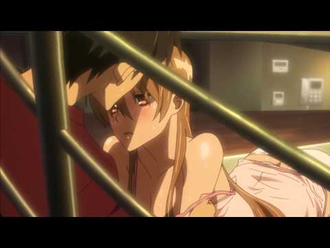 [AMV] High School of the Dead - Safe & Sound - The Love Story of Rei and Takashi HD