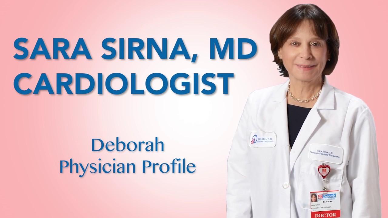 Meet Sara Sirna, MD