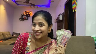 My first  YouTube payment on live | vlog | Sushma Kiron