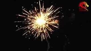 """Салют """"Слава Україні"""", количество выстрелов: 25, калибр: 50 мм от компании Интернет-магазин пиртехнических изделий """"Fire Dragon"""" - видео"""
