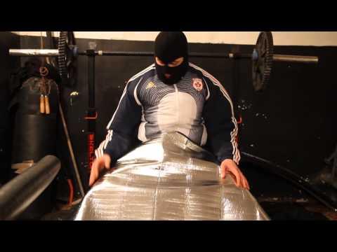Ćwiczenia rozciągające się na mięśniach piersiowych