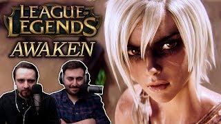 """Awaken (ft. Valerie Broussard) | League of Legends Cinematic | Season 2019"" REACTION"