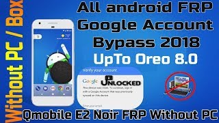 Moto G5S (XT1795) FRP (Google Account) Lock Remove Done New