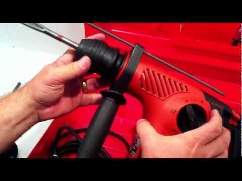 Hilti TE 30-C AVR Hammer Drill Discussion