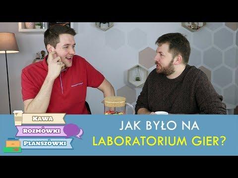 Jak było na Laboratorium Gier? | Kawa, rozmówki i planszówki