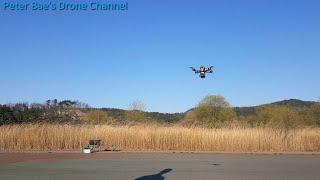 #9 Racing drone acro mode practice 레이싱 드론 아크로 모드 비행연습