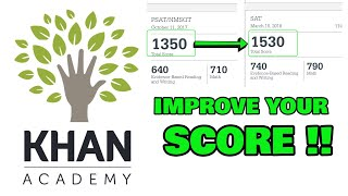 Study For SAT with KHAN ACADEMY   MY METHOD
