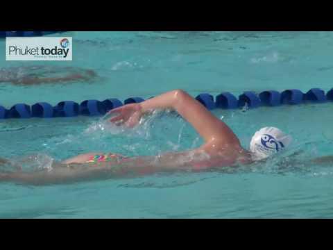BIS Phuket's Flying Fish win swim invitational