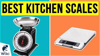 10 Best Kitchen Scales 2020